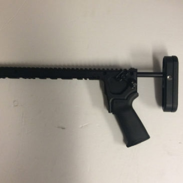 LMT M203 Rail Mount Stand Alone Stock