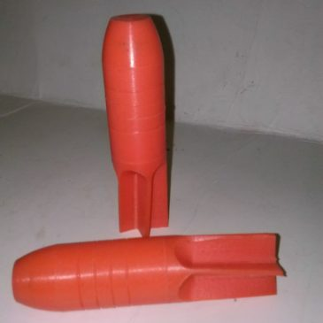 26.5MM Finned Projectile