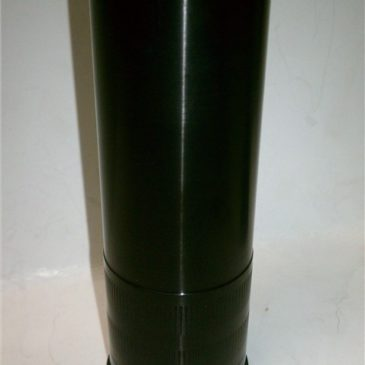 40MM .45 ACP Re-loadable Aluminum Casing. Smokeless.