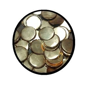 Burst Disks .016″ (10 Pack) – .45 ACP