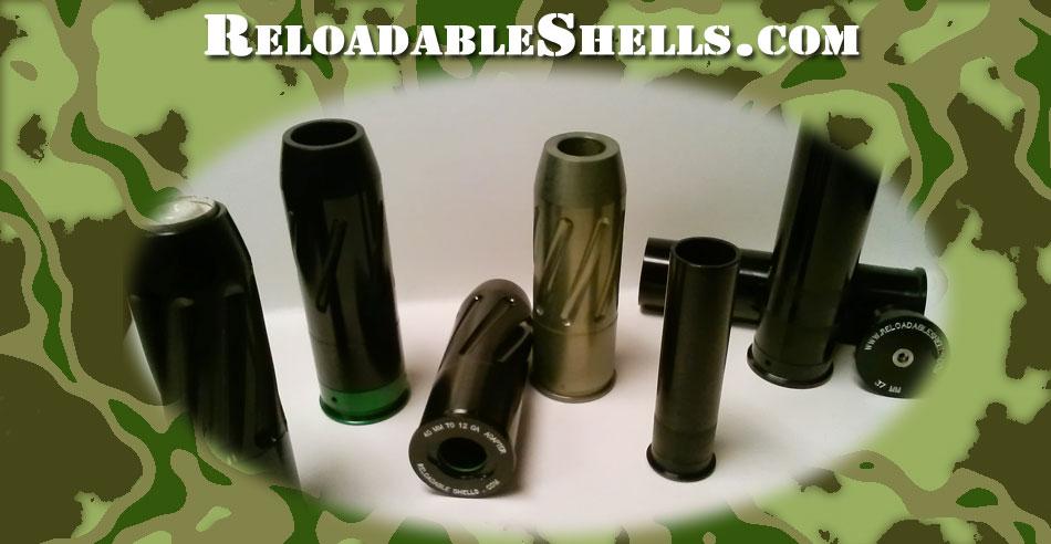 ReloadableShells com – Pace Launcher Casings, LLC