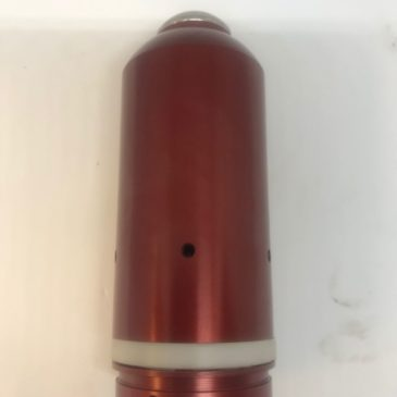 40MM High Capacity Smoke CS/OC Gas Projectile